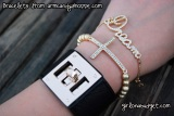 Armcandyshoppe.com & Hermes Inspired Cuff
