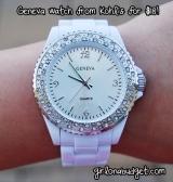 Splurge vs. Steal – Geneva Watch fromKohl's