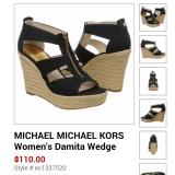 Splurge vs. Steal – Michael Kors Damita Wedges vs. Target Merona MeredithWedges