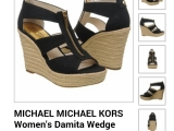 Splurge vs. Steal – Michael Kors Damita Wedges vs. Target Merona Meredith Wedges